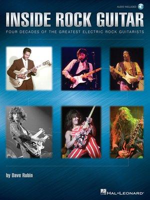 cover image of Inside Rock Guitar