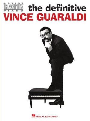 cover image of The Definitive Vince Guaraldi