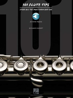 cover image of 101 Flute Tips