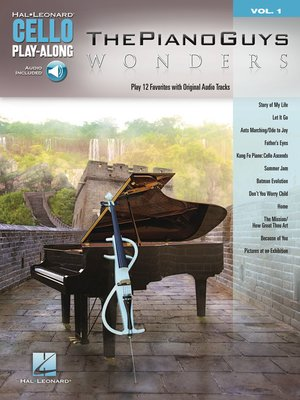 cover image of The Piano Guys--Wonders Songbook