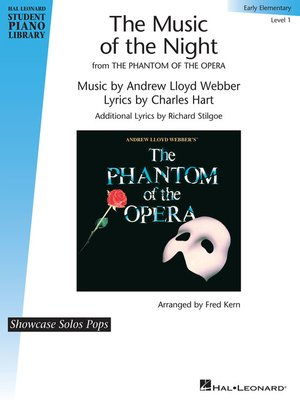 cover image of The Music of the Night (from the Phantom of the Opera)