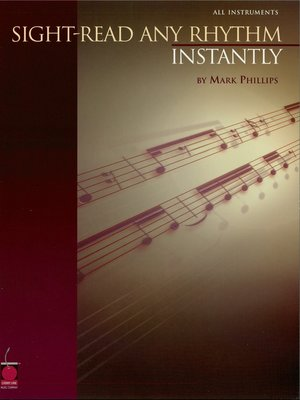 cover image of Sight-Read Any Rhythm Instantly (Music Instruction)