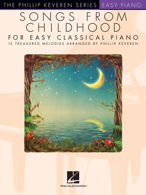 cover image of Songs from Childhood for Easy Classical Piano