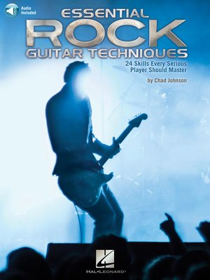 cover image of Essential Rock Guitar Techniques