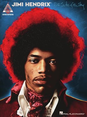 cover image of Jimi Hendrix--Both Sides of the Sky Songbook