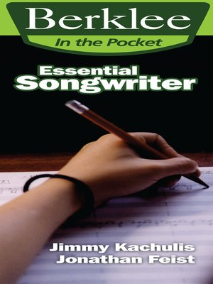cover image of Essential Songwriter
