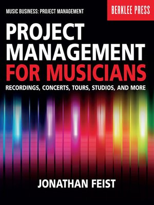 cover image of Project Management for Musicians