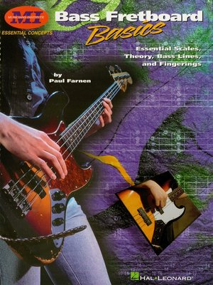 cover image of Bass Fretboard Basics