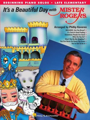 cover image of It's a Beautiful Day with Mister Rogers