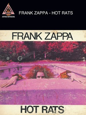 cover image of Frank Zappa--Hot Rats (Songbook)
