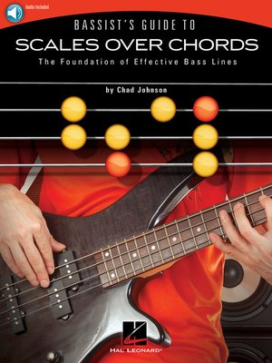 cover image of Bassist's Guide to Scales Over Chords