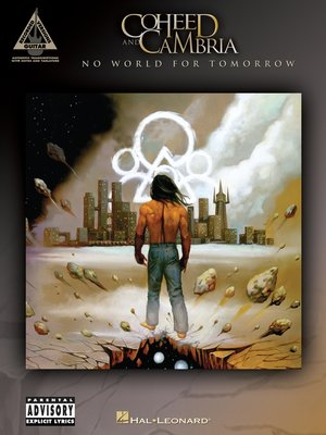 cover image of Coheed and Cambria--No World for Tomorrow (Songbook)