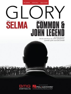 cover image of Glory Sheet Music