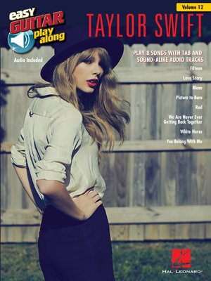 cover image of Taylor Swift Songbook
