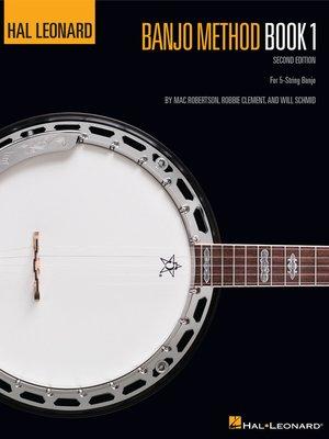 cover image of Hal Leonard Banjo Method--Book 1  (Music Instruction)