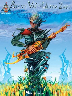 cover image of Steve Vai--The Ultra Zone (Songbook)