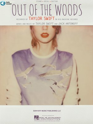 cover image of Out of the Woods Sheet Music