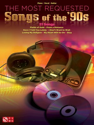 cover image of The Most Requested Songs of the '90s