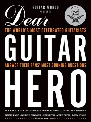 cover image of Guitar World Presents Dear Guitar Hero