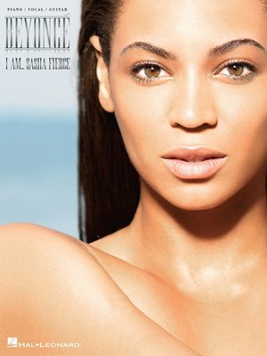 cover image of Beyonce--I Am ... Sasha Fierce (Songbook)