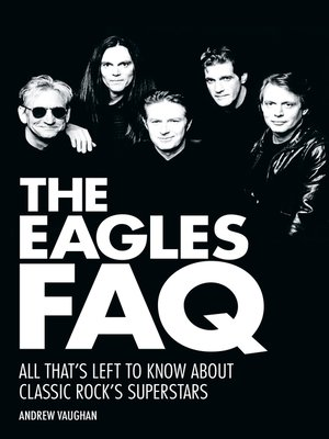 cover image of The Eagles FAQ