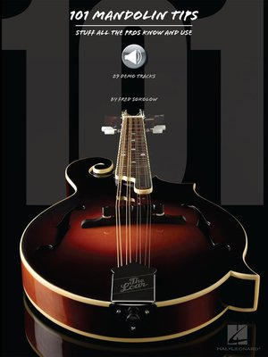 cover image of 101 Mandolin Tips