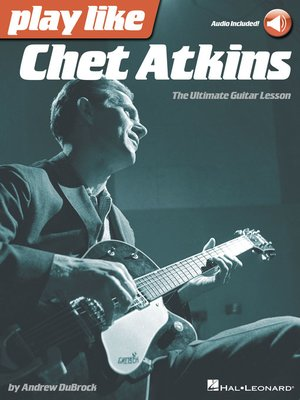 cover image of Play like Chet Atkins