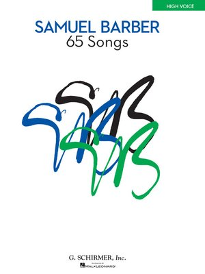 cover image of 65 Songs