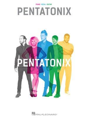 cover image of Pentatonix Songbook