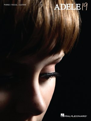 cover image of Adele--19 (Songbook)