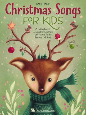 cover image of Christmas Songs for Kids