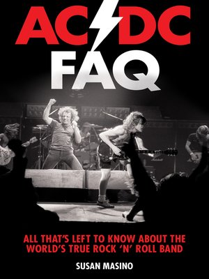 cover image of AC/DC FAQ