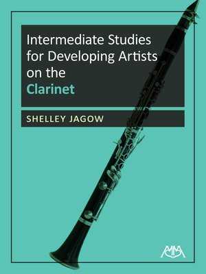cover image of Intermediate Studies for Developing Artists on the Clarinet
