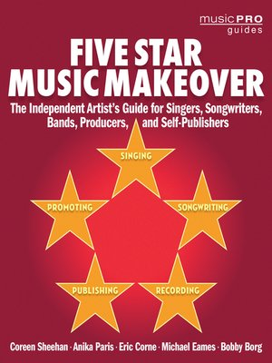 cover image of Five Star Music Makeover
