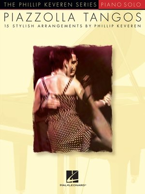 cover image of Piazzolla Tangos (Songbook)