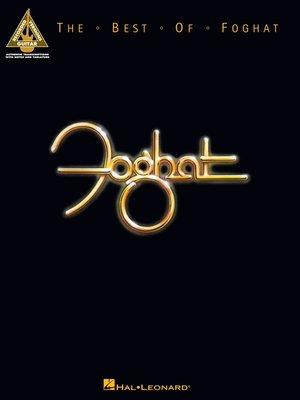 cover image of The Best of Foghat (Songbook)