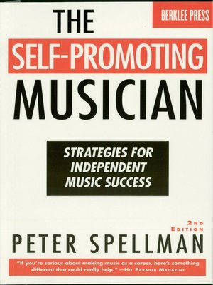 cover image of The Self-Promoting Musician