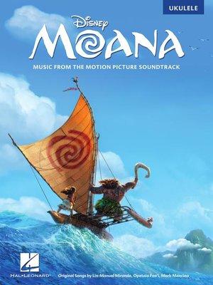 cover image of Moana
