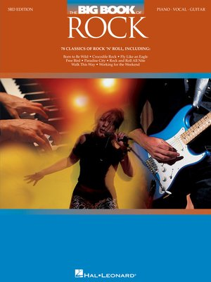 cover image of The Big Book of Rock