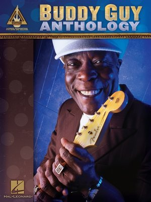 cover image of Buddy Guy Anthology (Songbook)