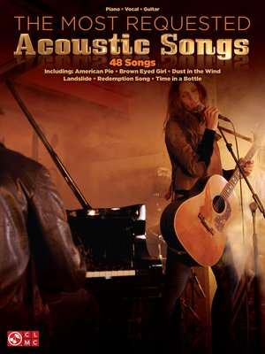 cover image of The Most Requested Acoustic Songs (Songbook)