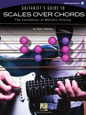 cover image of Guitarist's Guide to Scales Over Chords