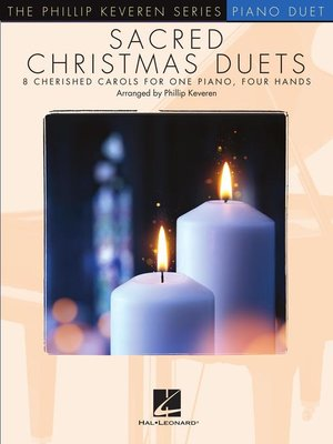 cover image of Sacred Christmas Duets