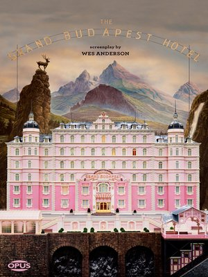 cover image of The Grand Budapest Hotel
