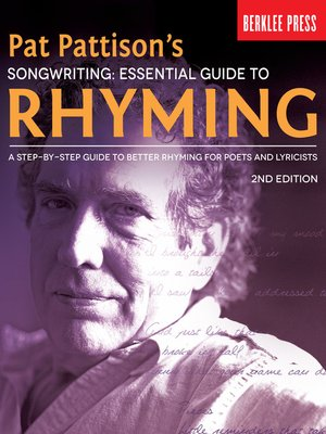 cover image of Pat Pattison's Songwriting