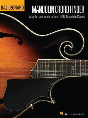 cover image of Mandolin Chord Finder