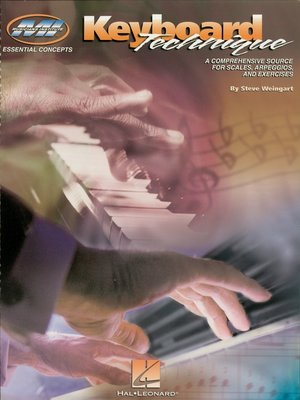 cover image of Keyboard Technique (Music Instruction)