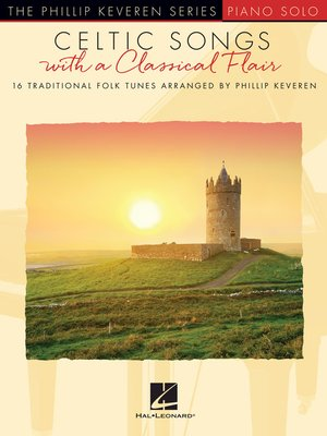 cover image of Celtic Songs with a Classical Flair