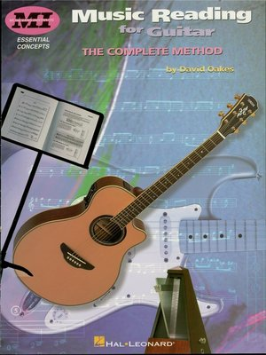 cover image of Music Reading for Guitar