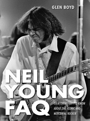 cover image of Neil Young FAQ